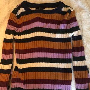Cute striped sweater